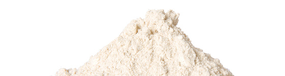 Barley malt flour