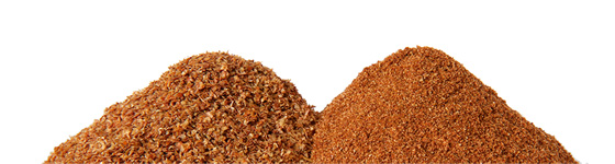 Aromatic malt bran, coarse