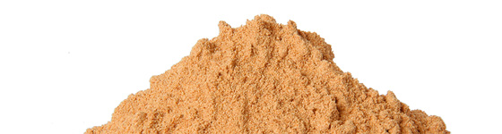 Aromatic malt flour